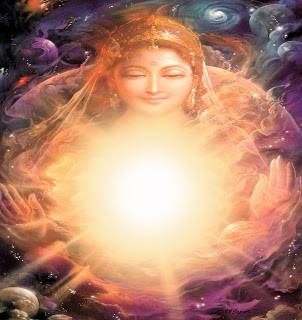 Shakti is MOTHER GOD - She is the Divine Principle Dominant over all thing - In this religion the male worships the Female as the way to attain God within himself - Enlightenment, Self Realization