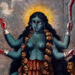 THIS IS KALI WHO DESTROYS PATRIARCHY THROUGH MALE EXTINCTION
