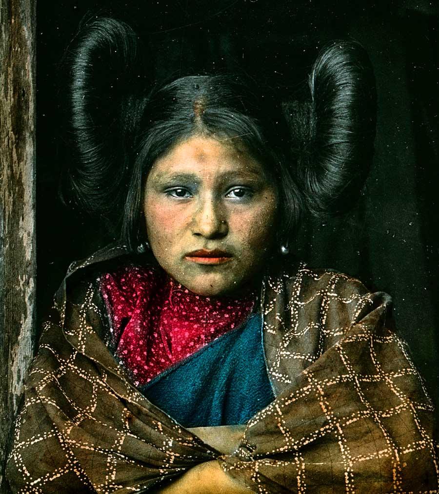 ~Hopi Woman--s