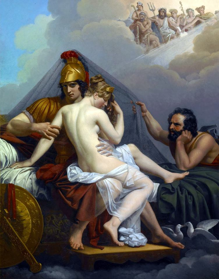 ALEXANDER CHARLES GUILLERMOT MARS VENUS N VULCAN HAHAHAHAHA