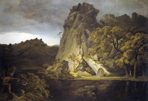 blechen-carl--daemonische-landschaft-785550