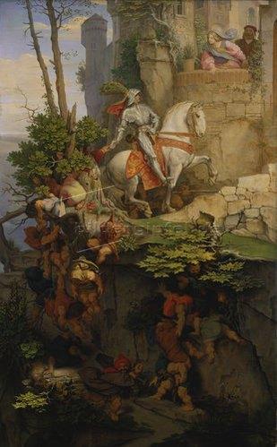 moritz-von-schwind-der-falkensteiner-ritt-1843-44