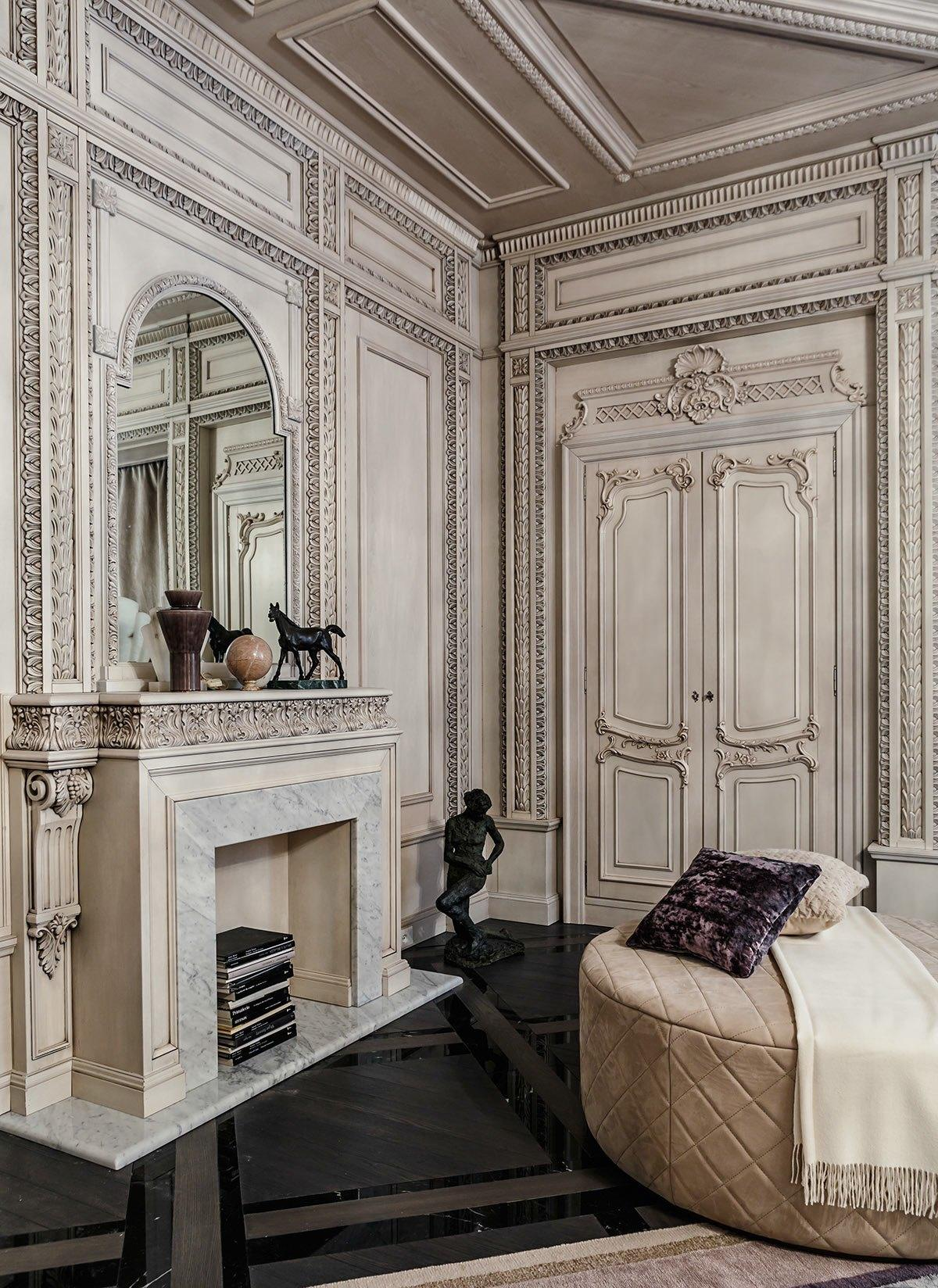 neoclassical-trim-patterns