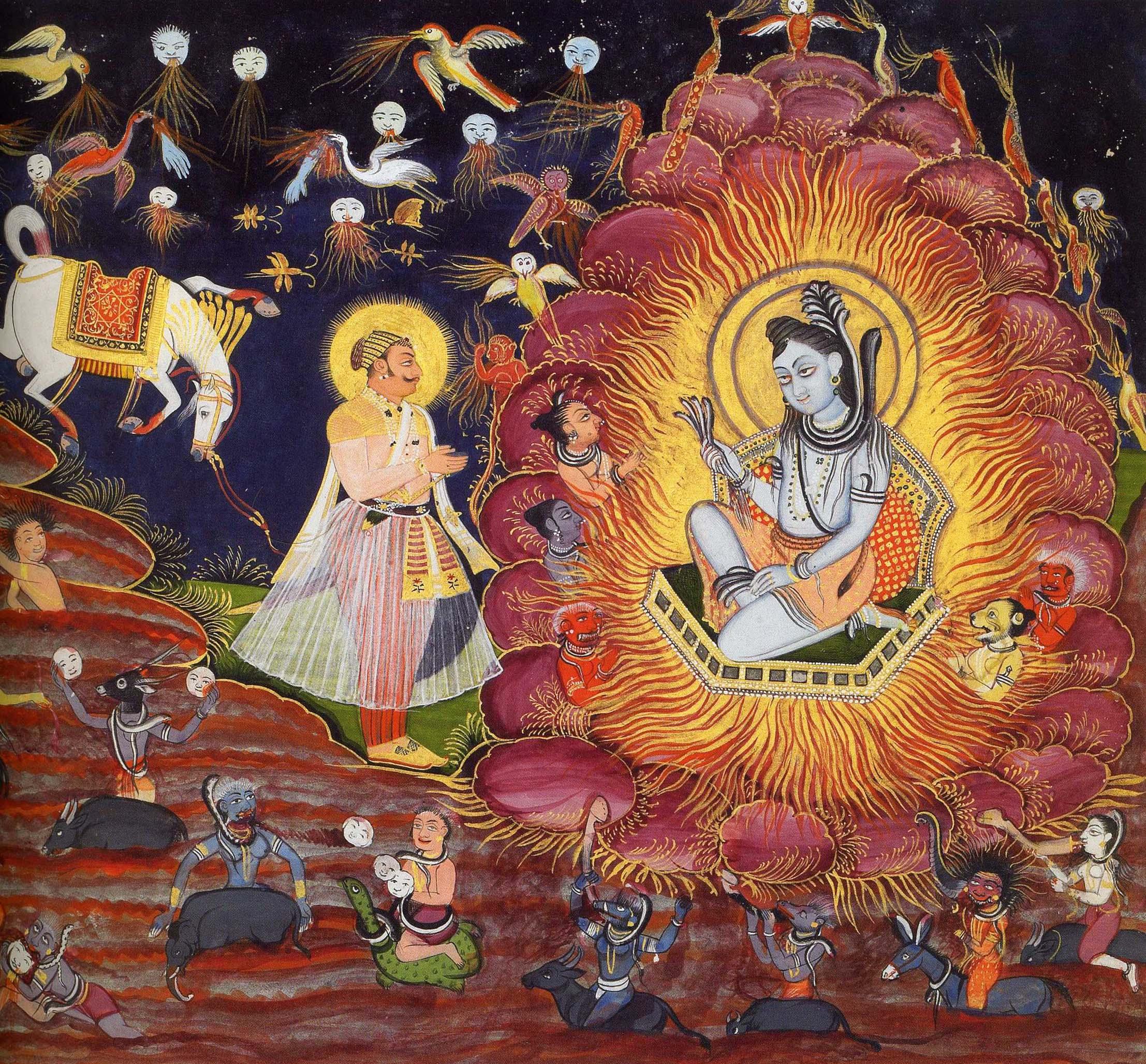 shiva062-rajput-painting