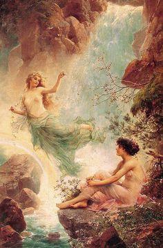 9ed2b6a8bee58c55f43f49d9b7798d8f--lesbian-art-romantic-paintings