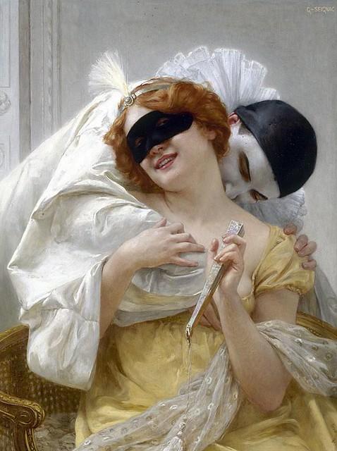 Pierrot's Embrace