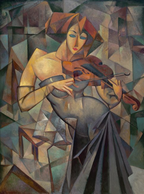 woman-with-violin-cubism