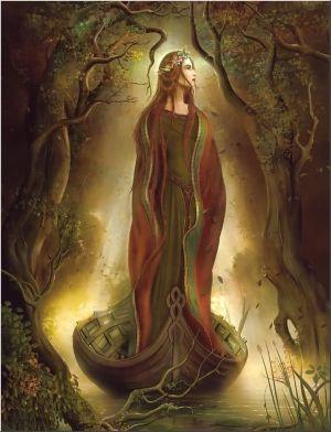 Celtic-Priestess