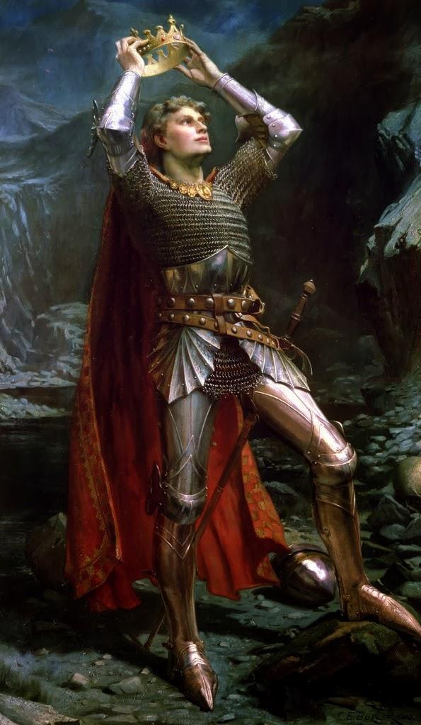 Charles Ernest Butler - King Arthur 1903