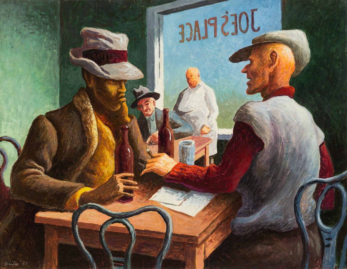 Thomas-Hart-Benton-Discussion