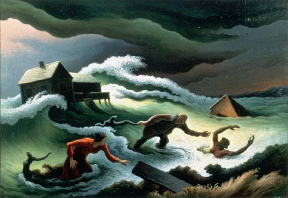 Thomas-Hart-Benton-Flood