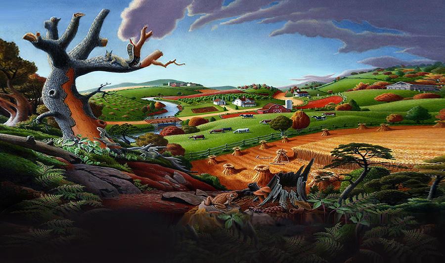 iphone-case-autmn-wheat-harvest-farm-folk-art-landscape-walt-curlee