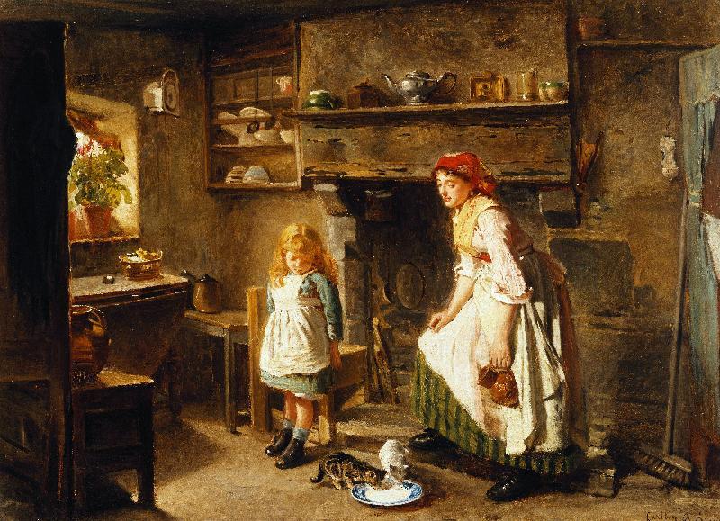 Neue Freunde (New Friends). 1881