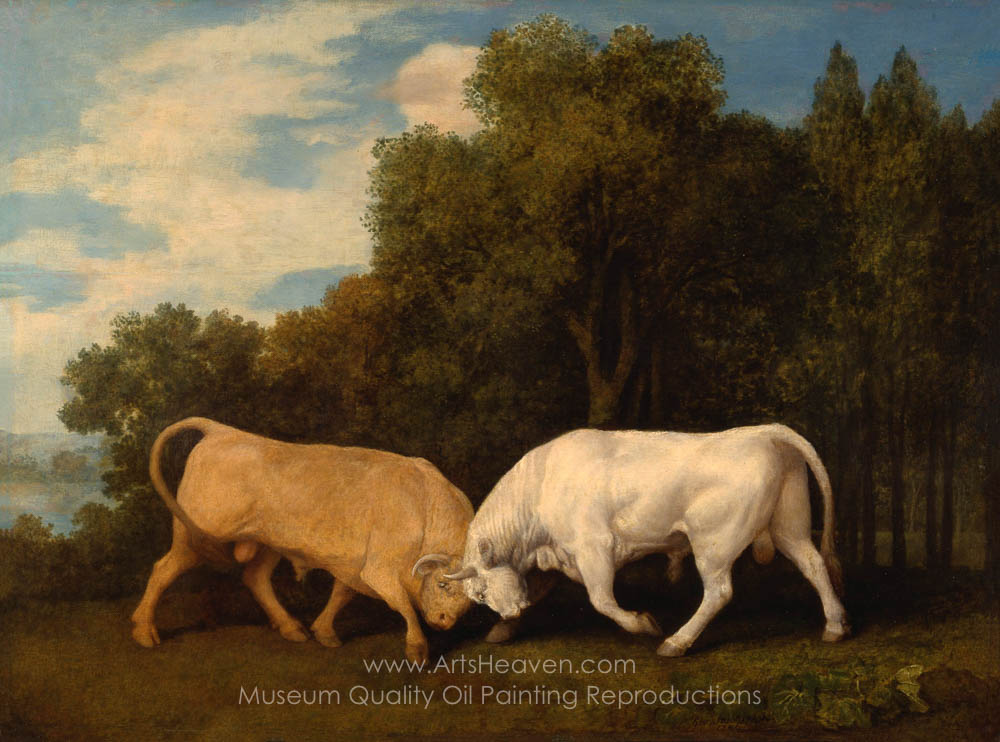 george-stubbs-bulls-fighting-1