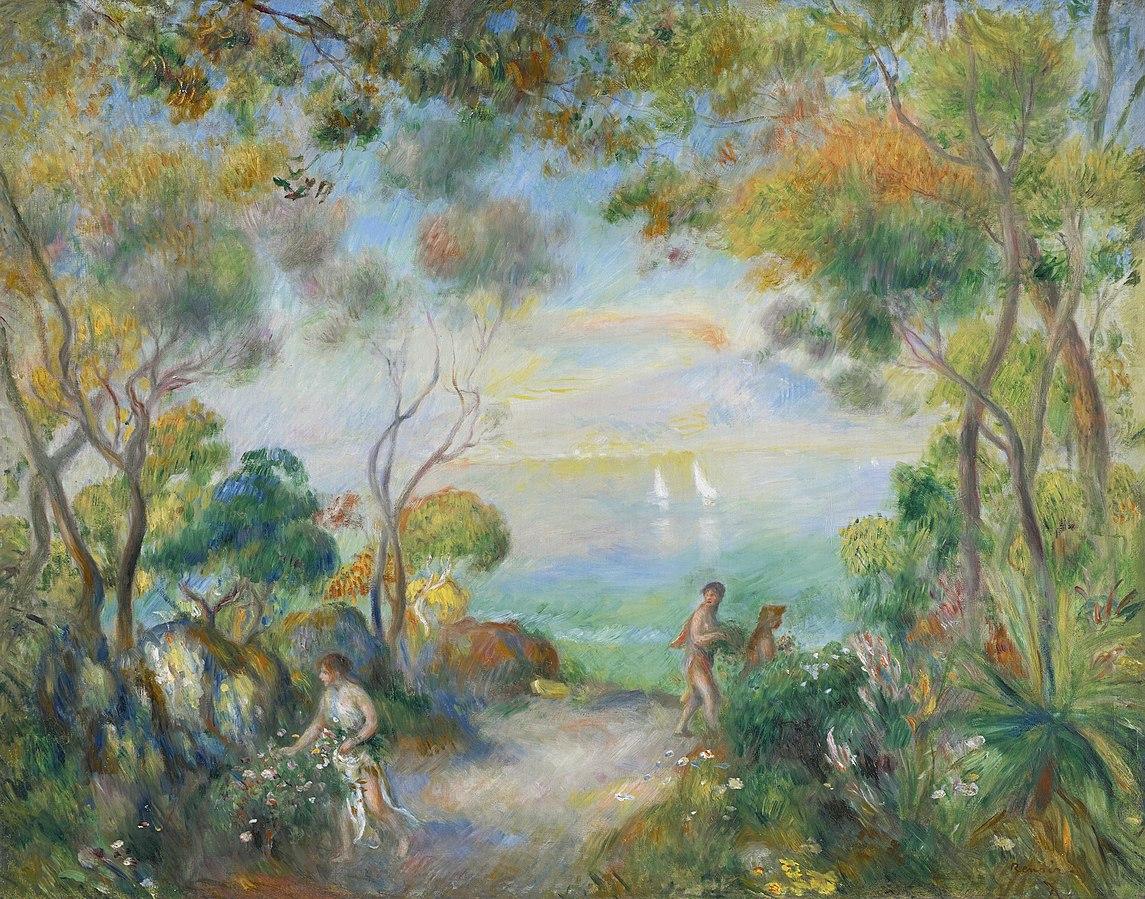 1145px-Renoir_-_UN_JARDIN_À_SORRENTE,_1881
