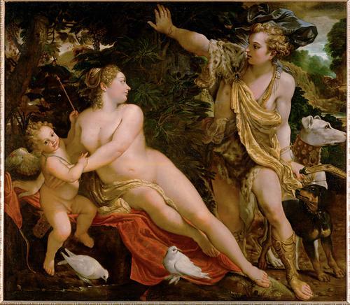 Venus_Adonis_Cupido_A.Carracci_(Museo_del_Prado)3