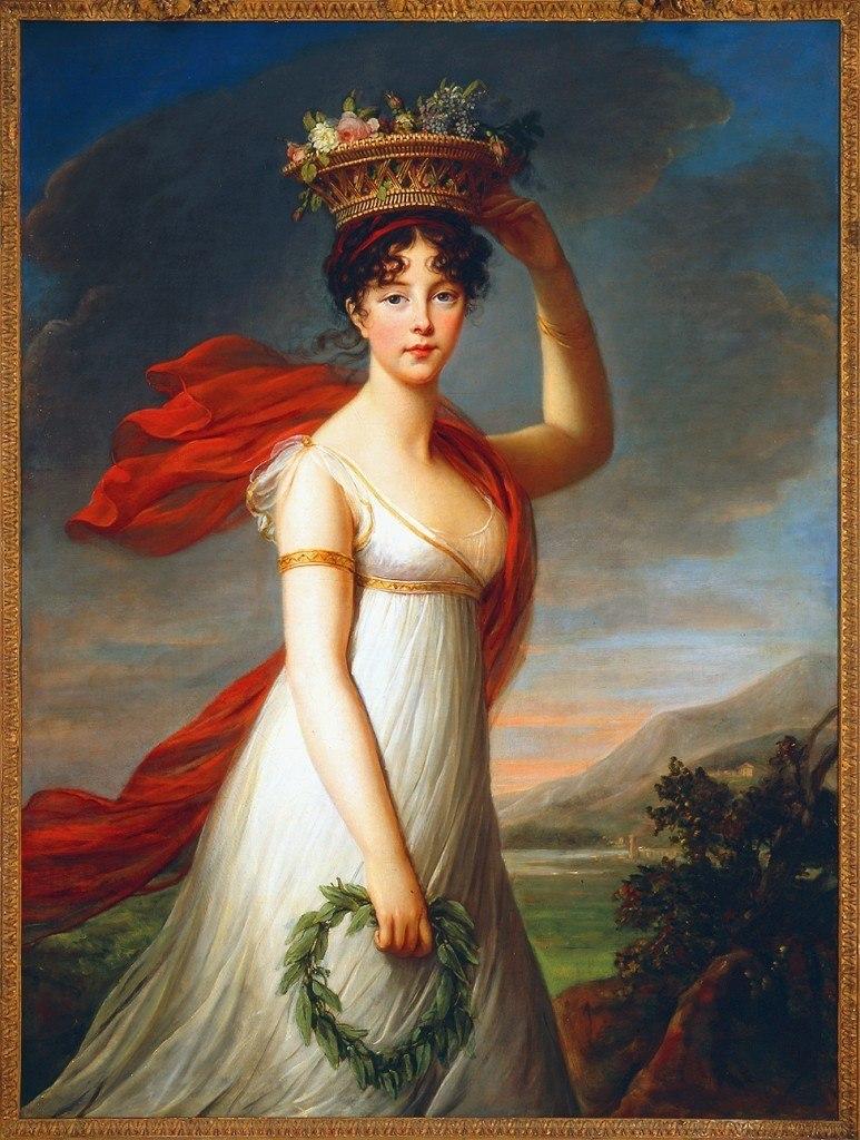 Vigee-Lebrun-Julie-Lebrun-as-Flora-1799-773x1024