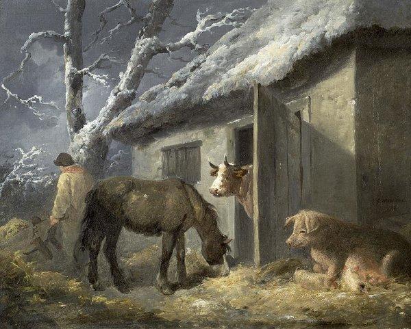 winter-farmyard-george-morland