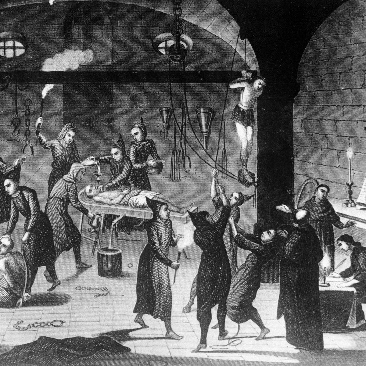 Inquisition Tortures