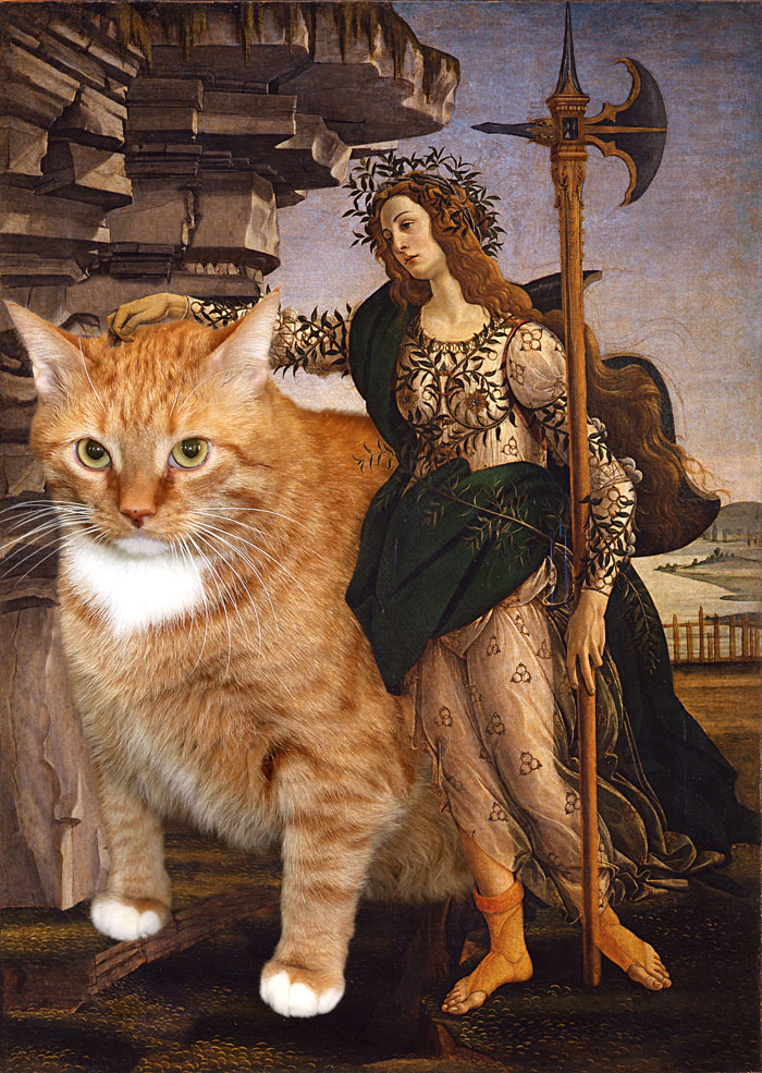 Botticelli-pallas-and-the-centaur-cat-sm3