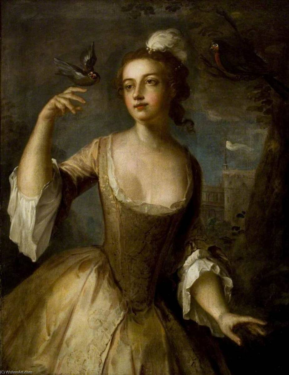 Philippe-Mercier-Young-Woman-with-Goldfinch-Air-