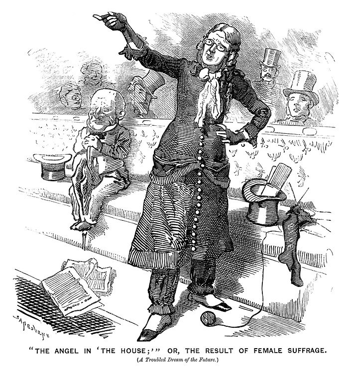 Suffragettes-Votes-For-Women-Cartoons-Punch-Magazine-1884-06-14-279