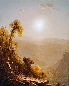 WLA_lacma_Sanford_Robinson_Gifford_October_in_the_Catskills_1880