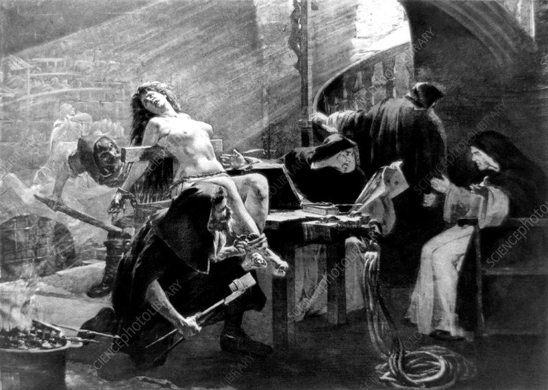 Spanish Inquisition Torture