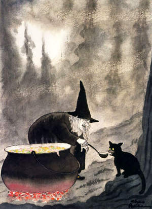 dsp_halloween_witch_cat_adams_ebay