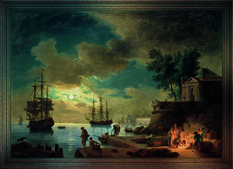 seaport-by-moonlight-by-claude-joseph-vernet-xzendor7