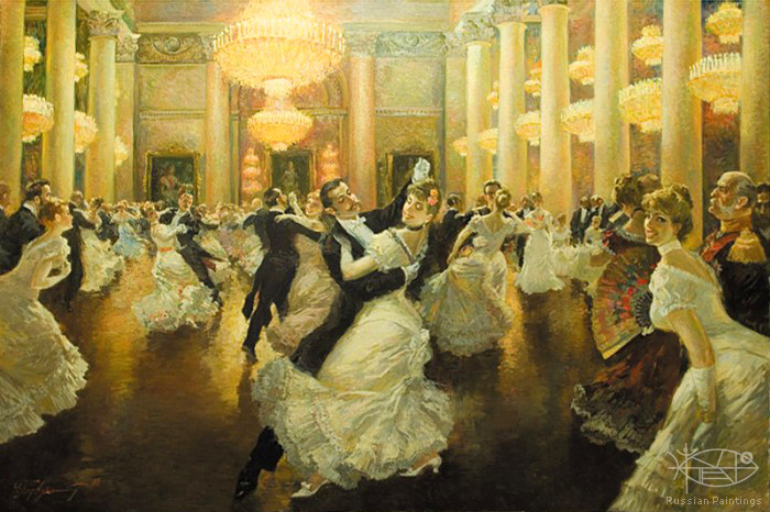 www.RussianPaintings.net_Pervuninskiy_Vladimir_The_Grand_Ball_medium_250696