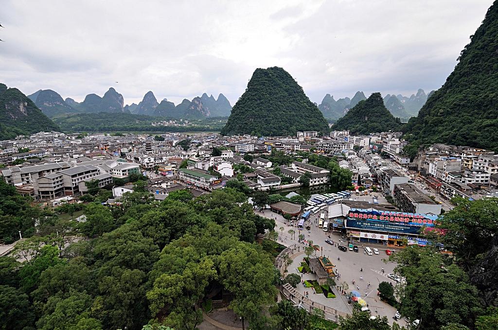 Yangshuo-city-view-David-Wong