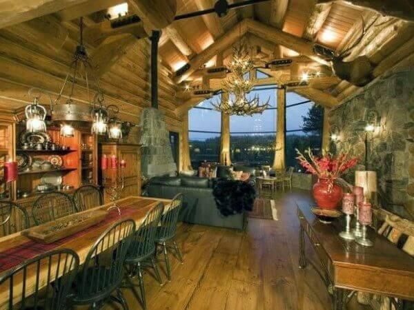 modern-cabin-interior-dining-room-ideas-5
