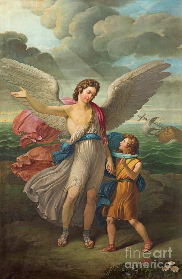 the-painting-of-archangel-raphael-and-tobias-in-church-chiesa-di-san-zeno-al-foro-jozef-sedmak