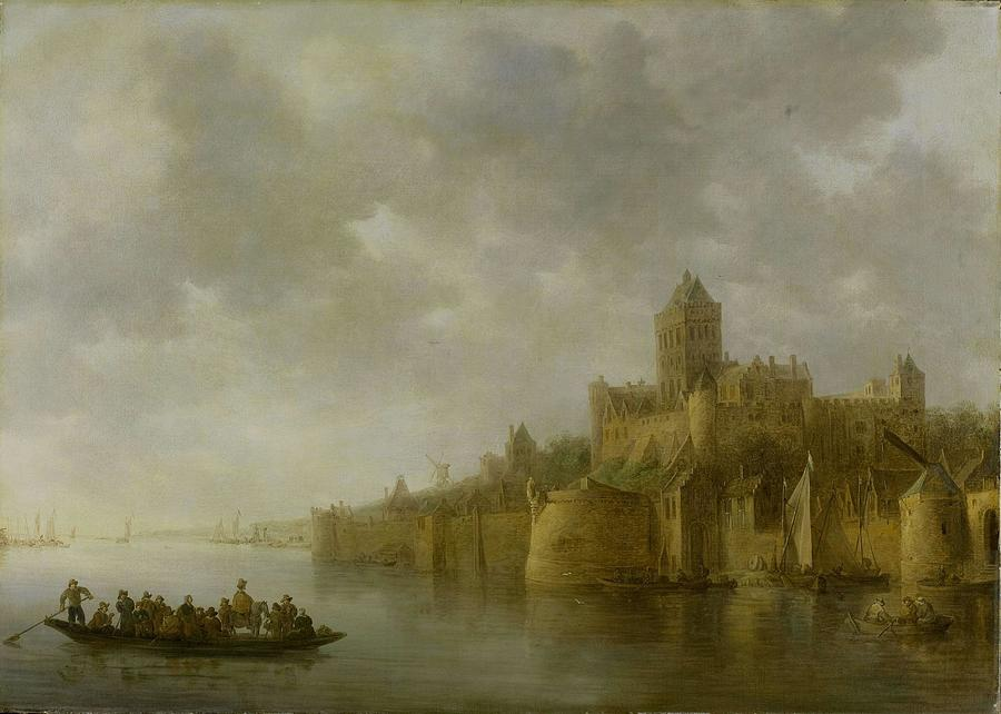 2-the-valkhof-in-nijmegen-jan-van-goyen