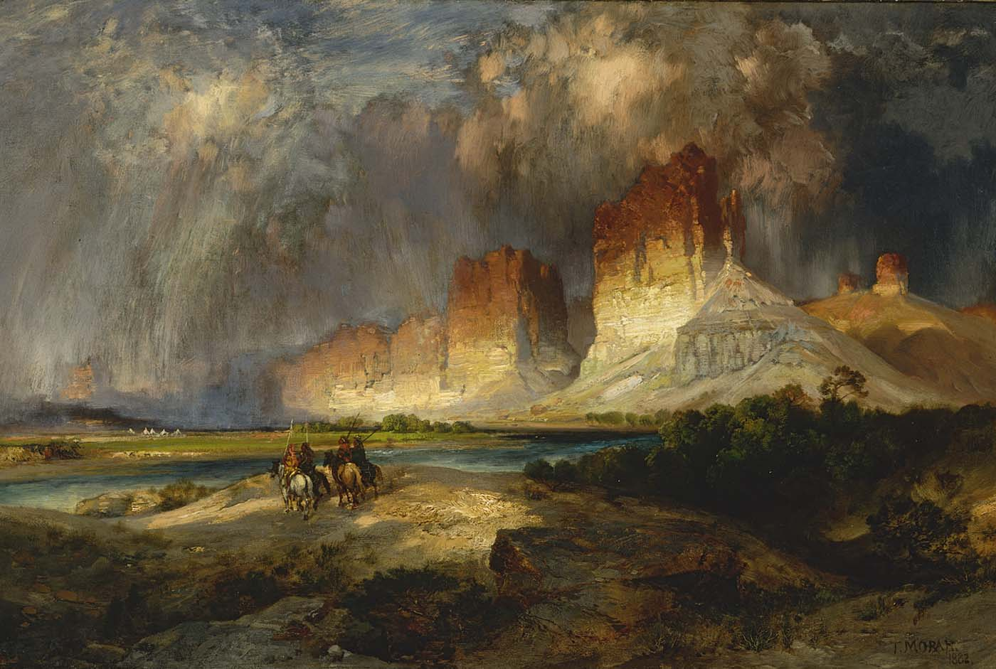 Thomas Moran Tutt'Art@
