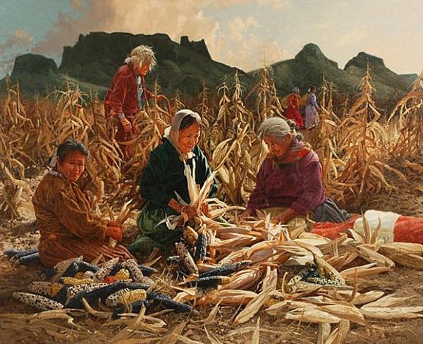 hopi-women-shucking-corn1